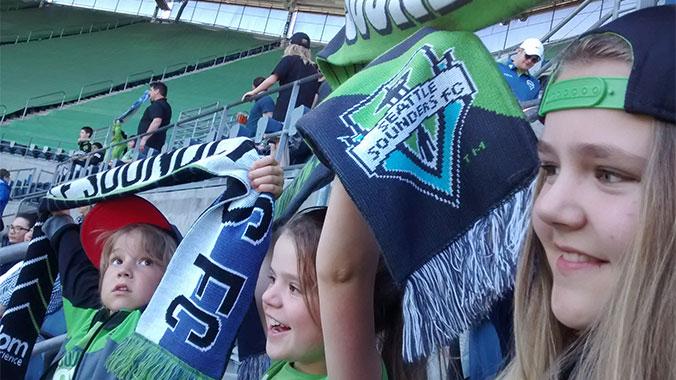 Soccer in Seattle