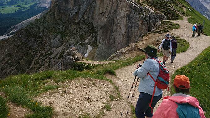 Walking Austria & Italy
