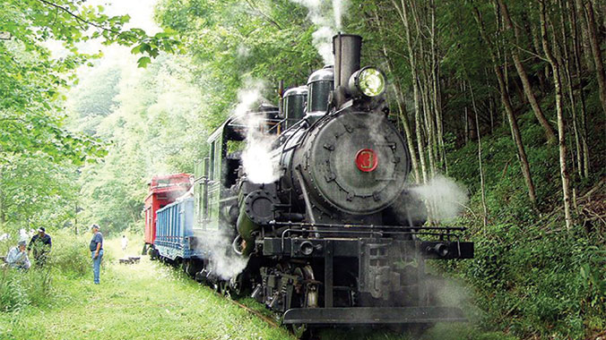 All Aboard! A West Virginia Train Adventure With Your Grandchild