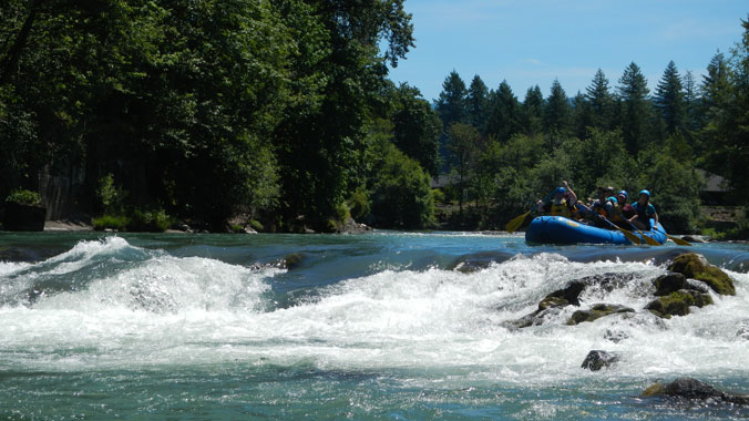 Bike, Hike & Raft: Exploring Oregon's Central Cascades