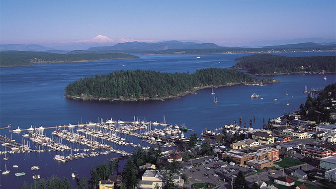 Island Hopping on Three of Washington's San Juan Islands
