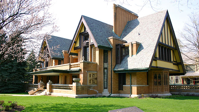 Celebrate Legendary Architect Frank Lloyd Wright As You Visit His Greatest  Works In Wisconsin And Illinois, From His Home And Studio To The S.C.  Johnson ...
