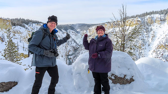 Winter Ventures in Yellowstone Country