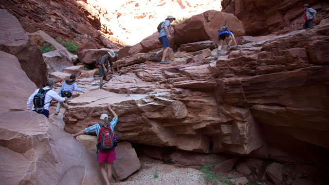 Hiking Arizona's Marble Canyon and Vermilion Cliffs: Off the Beaten Path