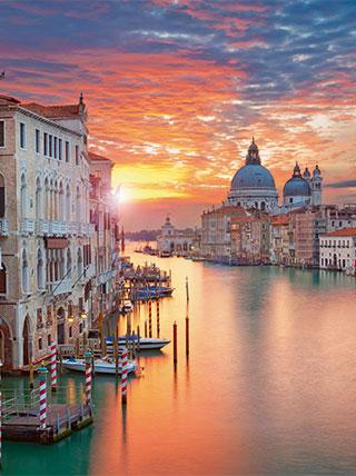 Lodging in Venice