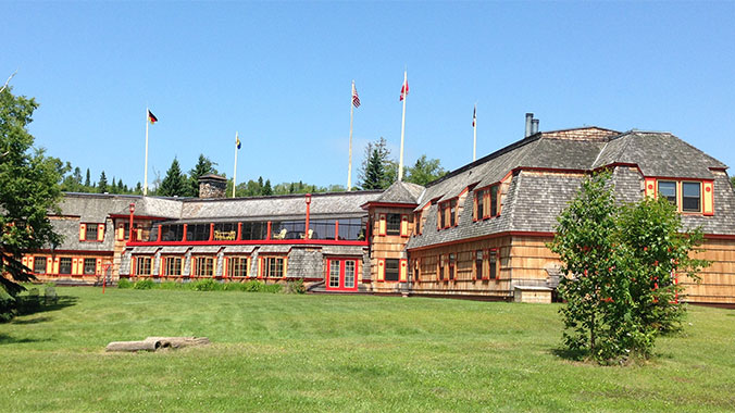 Nanjboujou Lodge