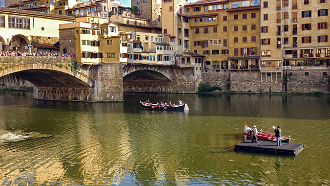Italian Extravaganza: Rome, Florence and Venice at their Finest