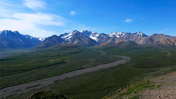 alaska frontier educational travel road scholar