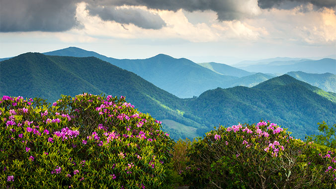 Blue Ridge Mountain Photography Road Scholar