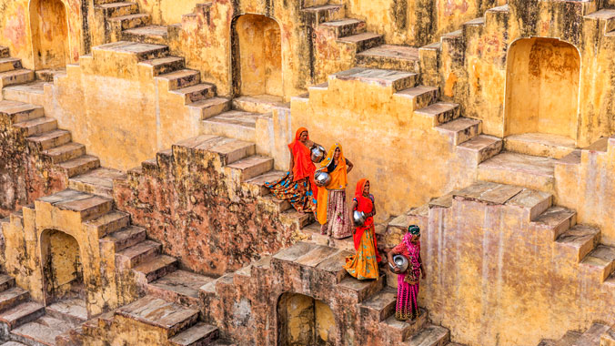India Without the Crowds: From the Golden Triangle to the Ganges River