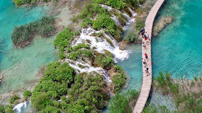 Croatia Plitvice National Park