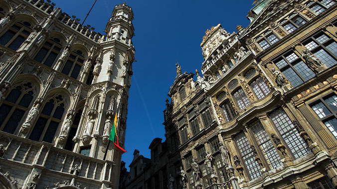 Belgium: Art & Architecture Along the Waterways