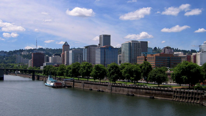 Our Changing Planet: Sustainability & Urban Planning in Portland