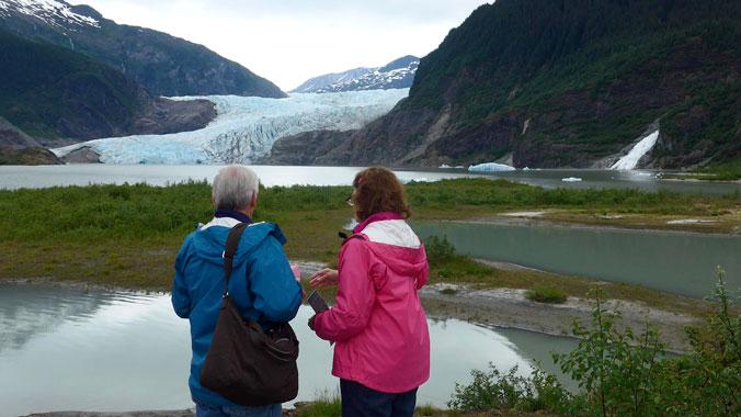 Alaska coast cruise