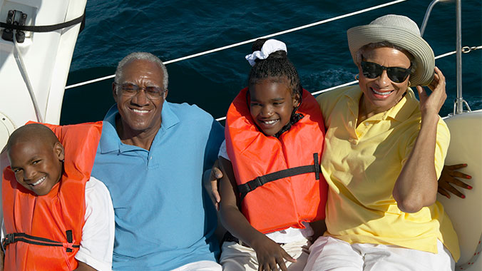 All Hands on Deck! Learn to Sail in Florida With Your Grandchild