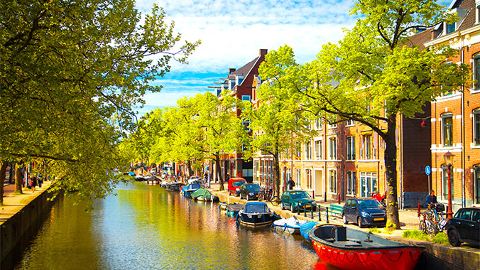 Netherlands: Amsterdam to Ghent