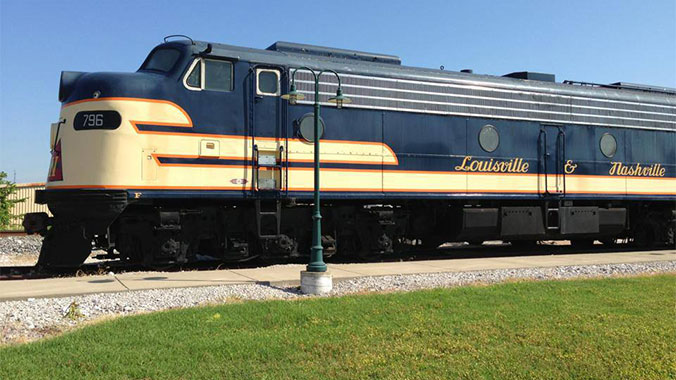 Planes, Trains and Automobiles: Kentucky With Your Grandchild