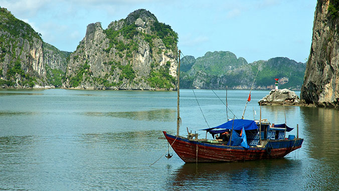 Extension Northern Vietnam