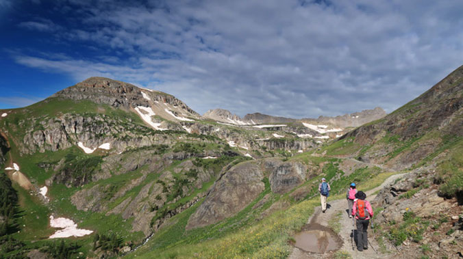 Ouray: Hiking the 'Switzerland of America'