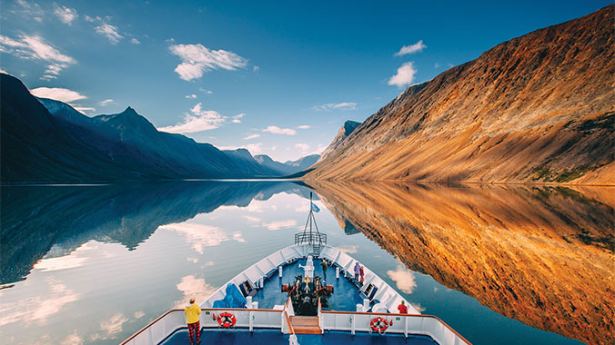 Expedition North: The Wild Beauty of Greenland & Labrador