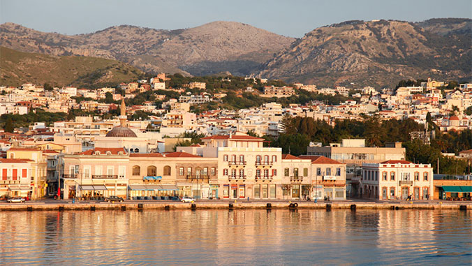 The Ancient Aegean: Discover the Best of Greece & Turkey