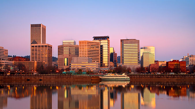 Signature City Portland: History, Heritage & Beguiling Beauty | Road