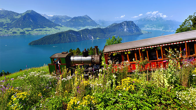 A Swiss Adventure with Your Grandchild: Chocolate, Cheese and Trains