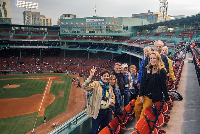 Signature City Boston: Fine Arts to Fenway