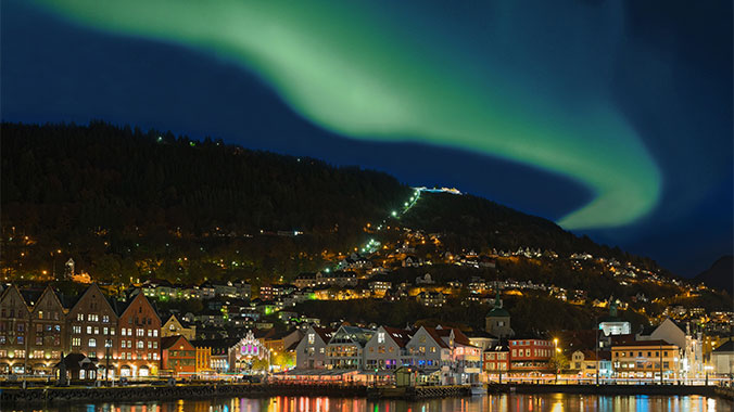 Astronomy Above the Arctic Circle: A Journey Along Coastal Norway