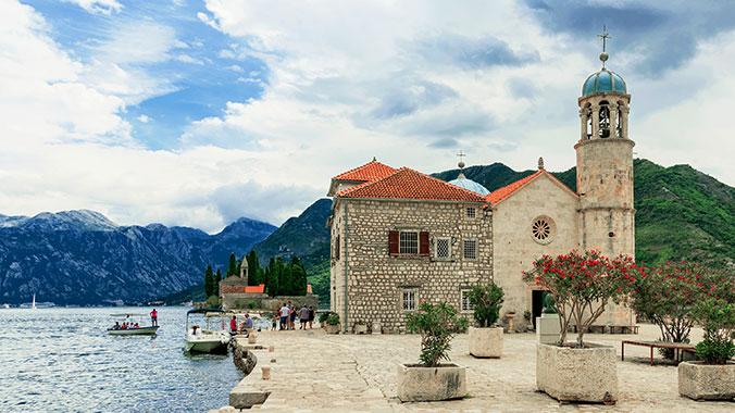 Greece, Albania, Montenegro & Croatia