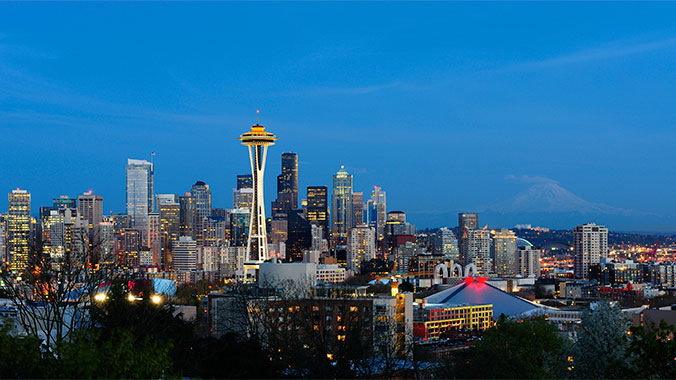 Signature City Seattle: Jewel of the Pacific Northwest