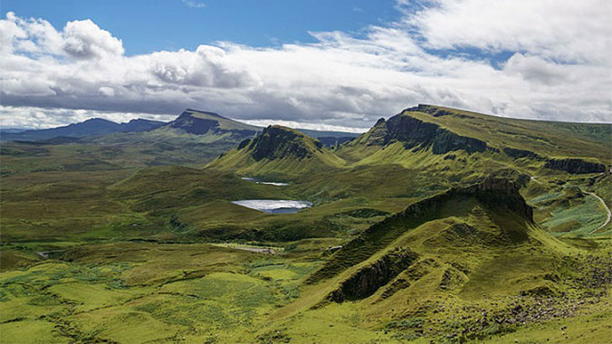 Explore Scotland & Isle of Skye