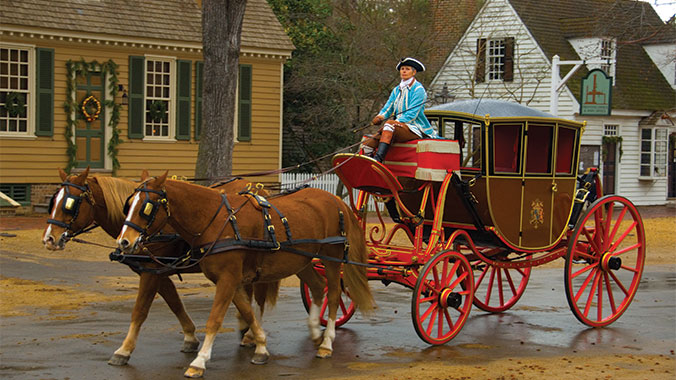 Time Travel: Colonial America in Virginia With Your Grandchild