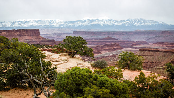Advanced hiking in the Arches and canyonlands national parks