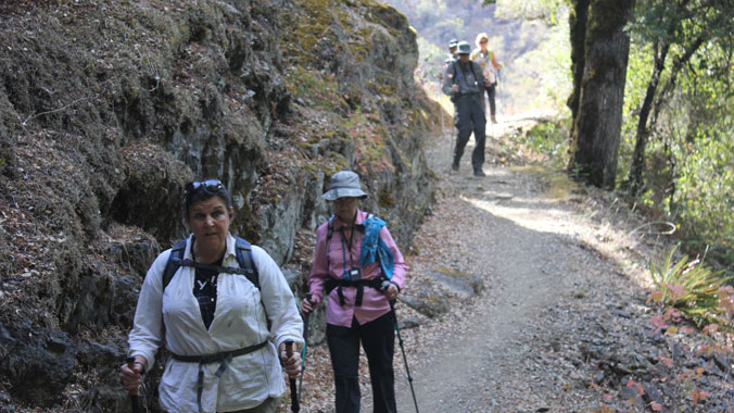 Choose Your Pace: Hike & Camp Along Oregon's Rogue River