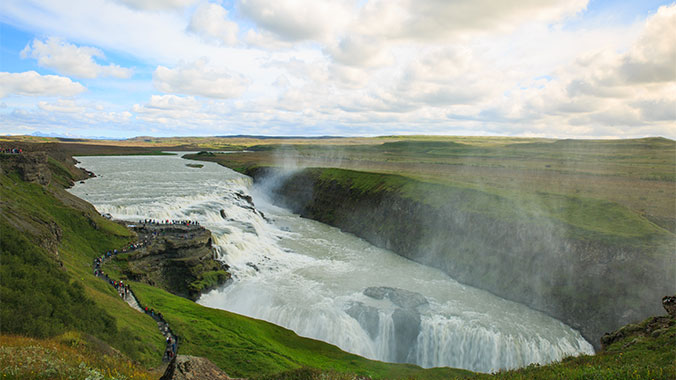 Voyages to Antiquity: Iceland