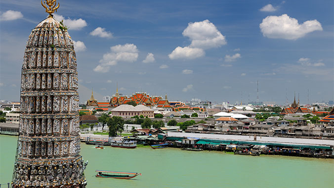 Walking Thailand