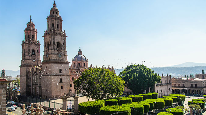 Best of Central Mexico