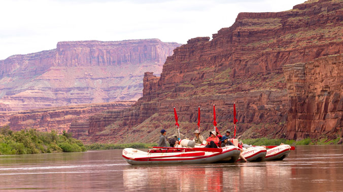 Off the Map: Rafting & Stargazing in Canyonlands National Park