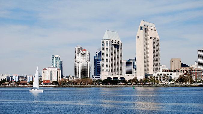 Signature City San Diego California
