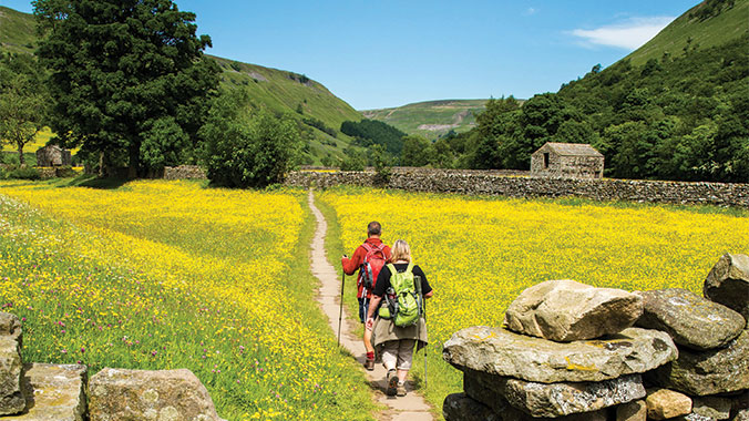 Hiking in England's National Parks