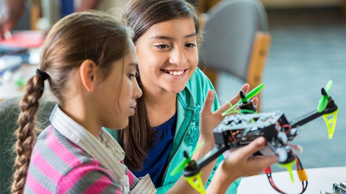 STEM Chicago: Robotics & Game Design With Your Grandchild