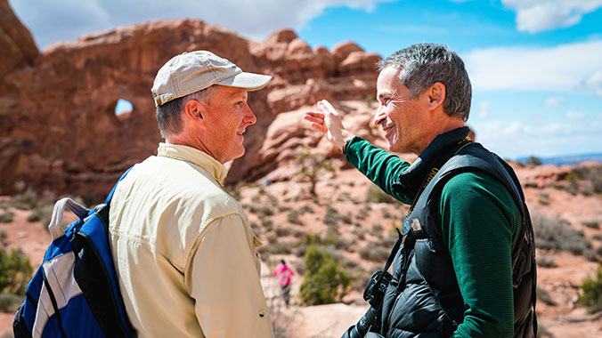 The Best of Utah's Grand Circle of Parks and Monuments