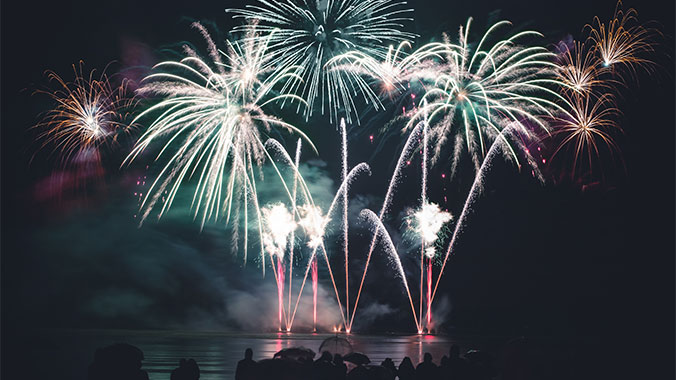 A Special New Year's Eve on the Mighty Mississippi