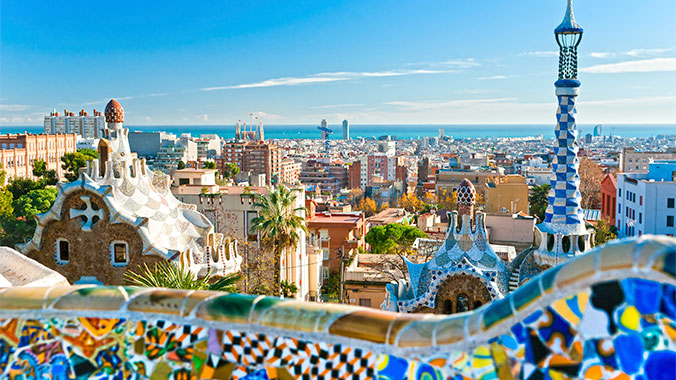 The Best of Barcelona and Madrid: Colorful Cultura with Your Grandchild