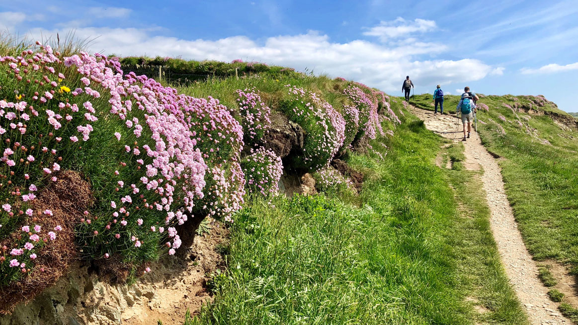 Hiking the English Countryside: The Cotswolds and Cornwall