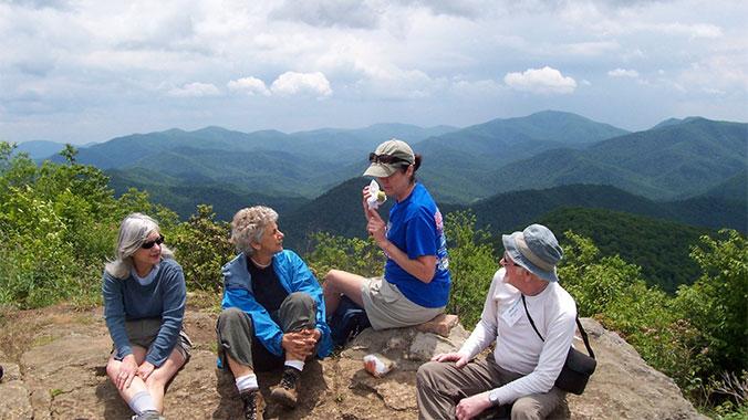 Switchback and Summits: Hiking and Nature in North Carolina
