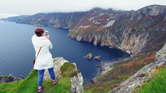 Ireland's Rugged Beauty Along the Wild Atlantic Way