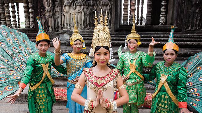 Mekong, Vietnam, Cambodia, Angkor Wat | Road Scholar