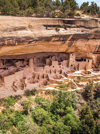 Ancient Puebloans: Mesas, Monuments, Canyons and More